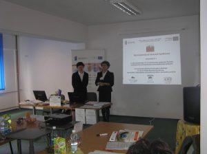 Kreowanie Specjalistów Partnerstwa Lokalnego na rzecz Ekonomii Społecznej w powiatach: biłgorajskim, zamojskim ziemskim  i zamojskim grodzkim 5