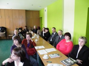 Kreowanie Specjalistów Partnerstwa Lokalnego na rzecz Ekonomii Społecznej w powiatach: biłgorajskim, zamojskim ziemskim  i zamojskim grodzkim 10