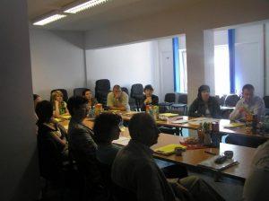 Kreowanie Specjalistów Partnerstwa Lokalnego na rzecz Ekonomii Społecznej w powiatach: biłgorajskim, zamojskim ziemskim  i zamojskim grodzkim 36