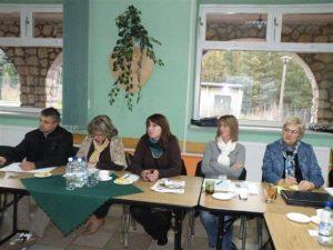Kreowanie Specjalistów Partnerstwa Lokalnego na rzecz Ekonomii Społecznej w powiatach: biłgorajskim, zamojskim ziemskim i zamojskim grodzkim 40