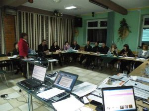 Kreowanie Specjalistów Partnerstwa Lokalnego na rzecz Ekonomii Społecznej w powiatach: biłgorajskim, zamojskim ziemskim i zamojskim grodzkim 41