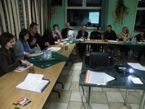 Kreowanie Specjalistów Partnerstwa Lokalnego na rzecz Ekonomii Społecznej w powiatach: biłgorajskim, zamojskim ziemskim  i zamojskim grodzkim 42