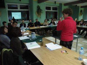 Kreowanie Specjalistów Partnerstwa Lokalnego na rzecz Ekonomii Społecznej w powiatach: biłgorajskim, zamojskim ziemskim i zamojskim grodzkim 47