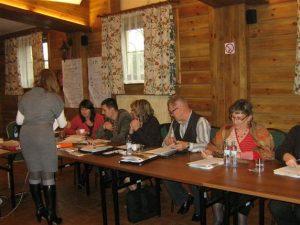 Kreowanie Specjalistów Partnerstwa Lokalnego na rzecz Ekonomii Społecznej w powiatach: biłgorajskim, zamojskim ziemskim i zamojskim grodzkim 48