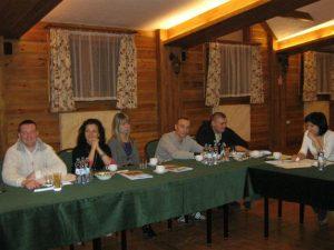 Kreowanie Specjalistów Partnerstwa Lokalnego na rzecz Ekonomii Społecznej w powiatach: biłgorajskim, zamojskim ziemskim  i zamojskim grodzkim 64