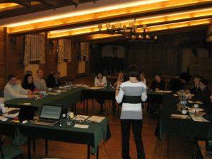 Kreowanie Specjalistów Partnerstwa Lokalnego na rzecz Ekonomii Społecznej w powiatach: biłgorajskim, zamojskim ziemskim i zamojskim grodzkim 72