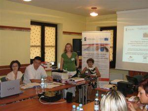 Kreowanie Specjalistów Partnerstwa Lokalnego na rzecz Ekonomii Społecznej w powiatach: biłgorajskim, zamojskim ziemskim i zamojskim grodzkim 74