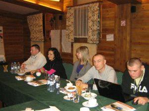 Kreowanie Specjalistów Partnerstwa Lokalnego na rzecz Ekonomii Społecznej w powiatach: biłgorajskim, zamojskim ziemskim i zamojskim grodzkim 91