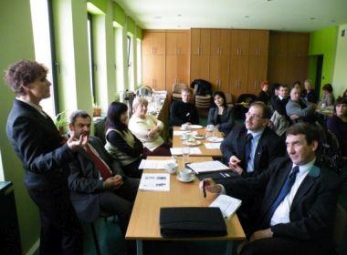 Kreowanie Specjalistów Partnerstwa Lokalnego narzecz Ekonomii Społecznej wpowiatach: biłgorajskim, zamojskim ziemskim  izamojskim grodzkim