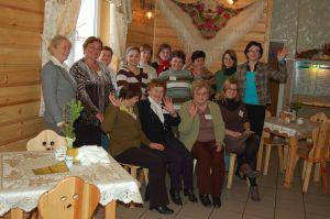 Małopolskie Partnerskie Warsztaty Aktywizujące Kobiety z Terenów Wiejskich 19