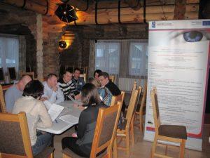 Specjaliści Partnerstwa Lokalnego i Ekonomii Społecznej w powiatach: biłgorajskim, tomaszowskim, janowskim, zamojskim ziemskim i zamojskim grodzkim 5