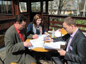 Specjaliści Partnerstwa Lokalnego i Ekonomii Społecznej w powiatach: biłgorajskim, tomaszowskim, janowskim, zamojskim ziemskim i zamojskim grodzkim 9