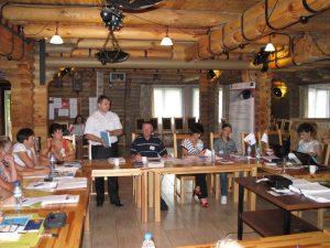 Specjaliści Partnerstwa Lokalnego i Ekonomii Społecznej w powiatach: biłgorajskim, tomaszowskim, janowskim, zamojskim ziemskim i zamojskim grodzkim 11