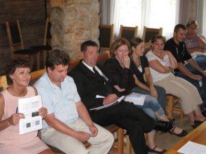 Specjaliści Partnerstwa Lokalnego i Ekonomii Społecznej w powiatach: biłgorajskim, tomaszowskim, janowskim, zamojskim ziemskim i zamojskim grodzkim 14