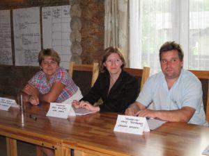Specjaliści Partnerstwa Lokalnego i Ekonomii Społecznej w powiatach: biłgorajskim, tomaszowskim, janowskim, zamojskim ziemskim i zamojskim grodzkim 15