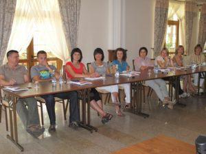 Specjaliści Partnerstwa Lokalnego i Ekonomii Społecznej w powiatach: biłgorajskim, tomaszowskim, janowskim, zamojskim ziemskim i zamojskim grodzkim 17