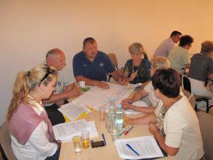 Specjaliści Partnerstwa Lokalnego i Ekonomii Społecznej w powiatach: biłgorajskim, tomaszowskim, janowskim, zamojskim ziemskim i zamojskim grodzkim 20