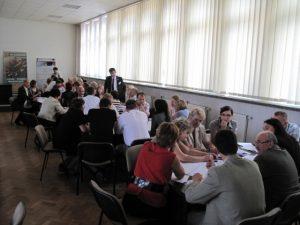 Specjaliści Partnerstwa Lokalnego i Ekonomii Społecznej w powiatach: biłgorajskim, tomaszowskim, janowskim, zamojskim ziemskim i zamojskim grodzkim 26