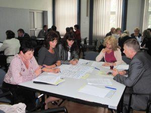 Specjaliści Partnerstwa Lokalnego i Ekonomii Społecznej w powiatach: biłgorajskim, tomaszowskim, janowskim, zamojskim ziemskim i zamojskim grodzkim 28
