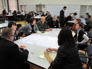 Specjaliści Partnerstwa Lokalnego i Ekonomii Społecznej w powiatach: biłgorajskim, tomaszowskim, janowskim, zamojskim ziemskim i zamojskim grodzkim 33