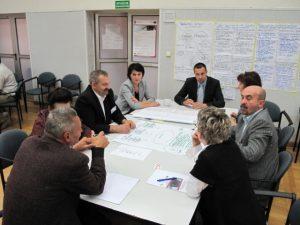Specjaliści Partnerstwa Lokalnego i Ekonomii Społecznej w powiatach: biłgorajskim, tomaszowskim, janowskim, zamojskim ziemskim i zamojskim grodzkim 34