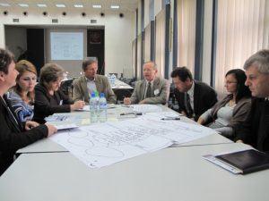 Specjaliści Partnerstwa Lokalnego i Ekonomii Społecznej w powiatach: biłgorajskim, tomaszowskim, janowskim, zamojskim ziemskim i zamojskim grodzkim 36
