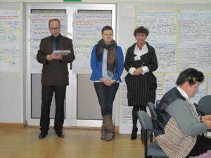 Specjaliści Partnerstwa Lokalnego i Ekonomii Społecznej w powiatach: biłgorajskim, tomaszowskim, janowskim, zamojskim ziemskim i zamojskim grodzkim 42