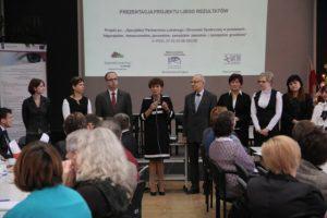 Specjaliści Partnerstwa Lokalnego i Ekonomii Społecznej w powiatach: biłgorajskim, tomaszowskim, janowskim, zamojskim ziemskim i zamojskim grodzkim 61