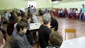Samorząd szkolny kuźnią postaw obywatelskich 13